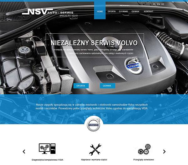 Volvo serwis